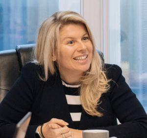 Joanna Arnold IWD 2019