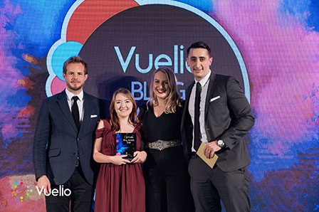 PR & Comms Blog 2018 winner