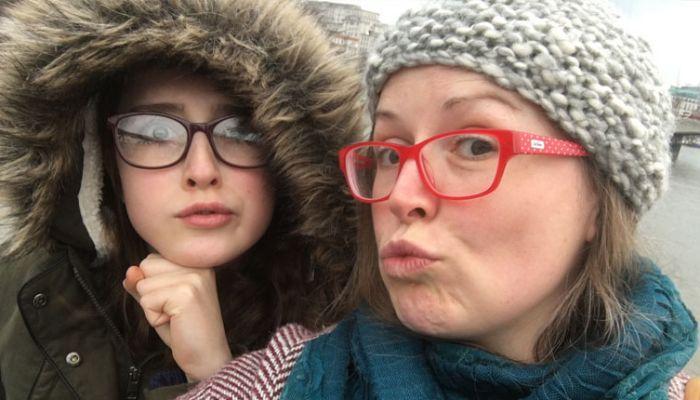 Jo Middleton mummy blogger