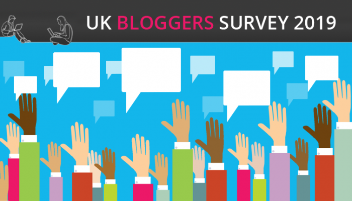 UK Bloggers Survey 2019 Featured Image