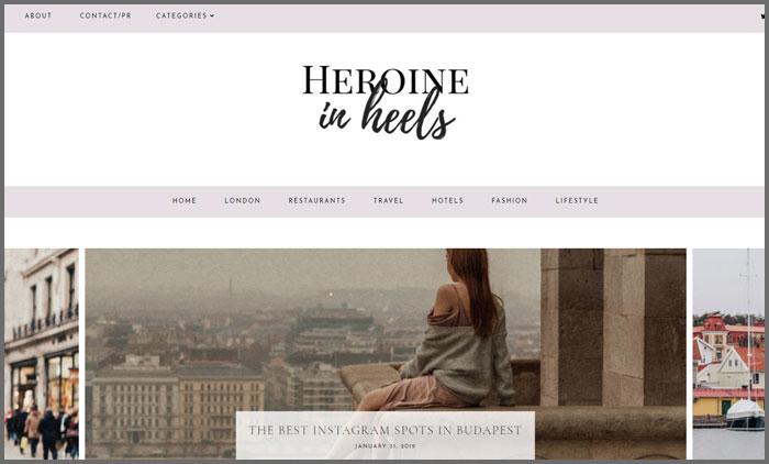 Heroine in Heels