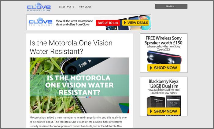 Clove Technology Blog