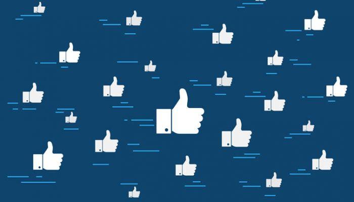 Facebook news stories