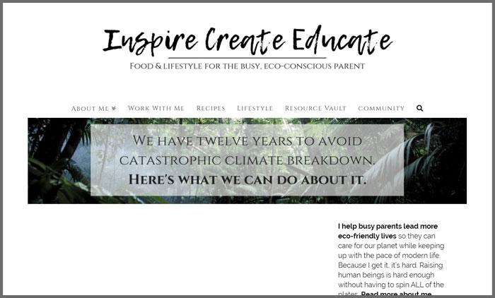 Inspire Create Educate