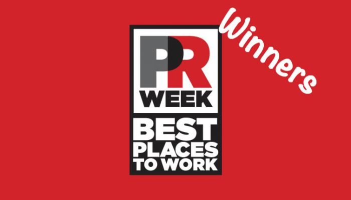 PRWeek Best places to work