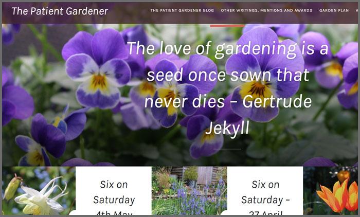 The Patient Gardener