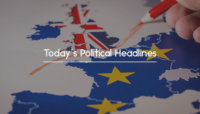 brexit political headlines