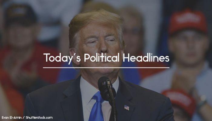 political headlines trump