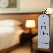 5 PR tips from the hotel industry