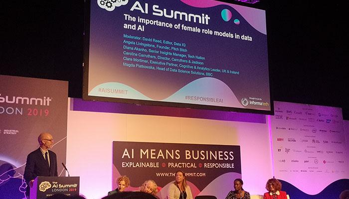 AI Summit feature