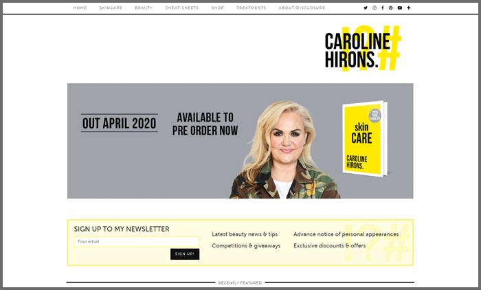 Caroline Hirons