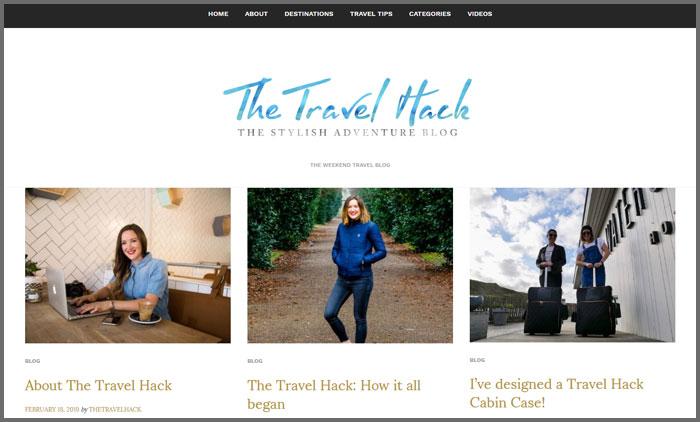 Travel Blogs UK - Top 10 | Vuelio