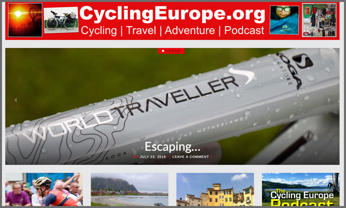 CyclingEurope.org