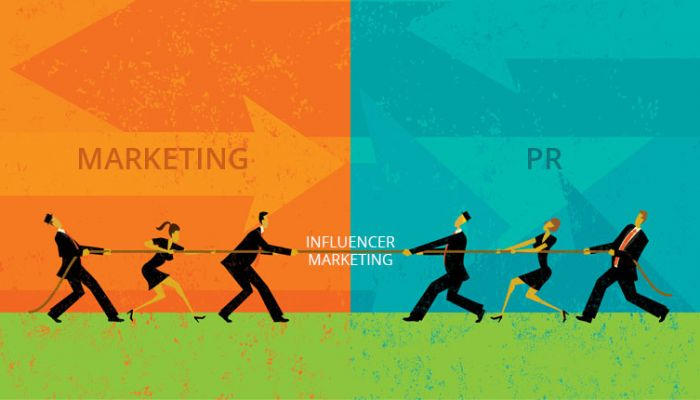 Marketing PR Influencer Marketing