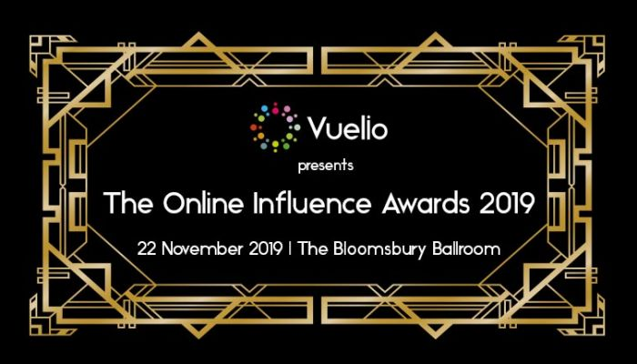 Online Influence Awards