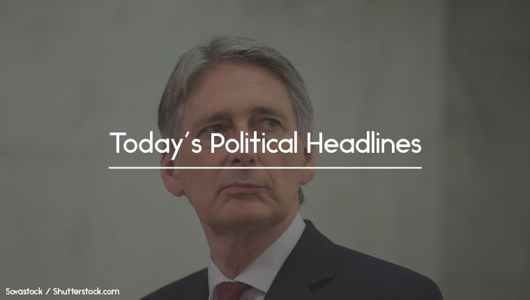 political headlines philip hammond