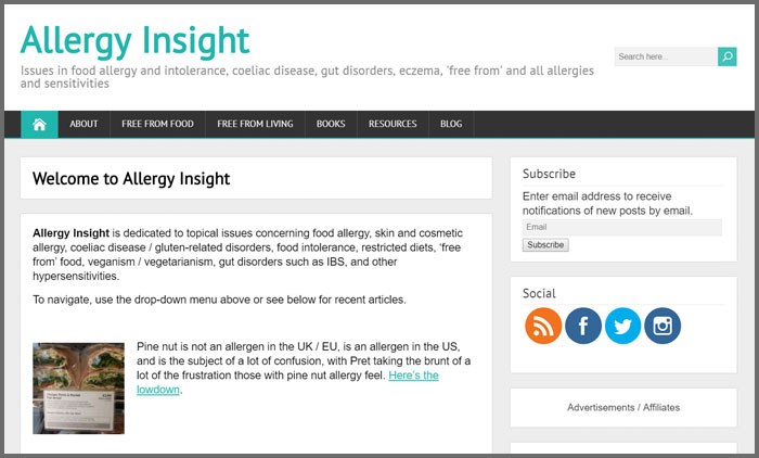 Allergy Insight