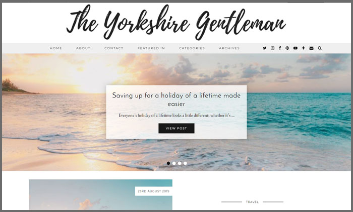 The Yorkshire Gentleman