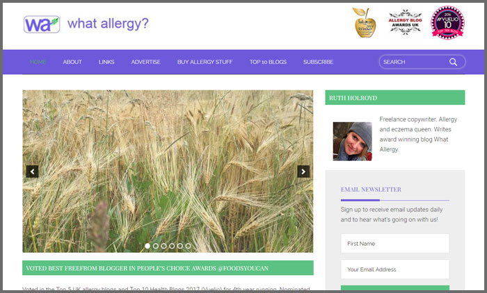 What Allergy?
