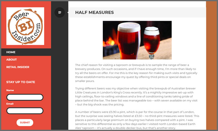 Beer Insider