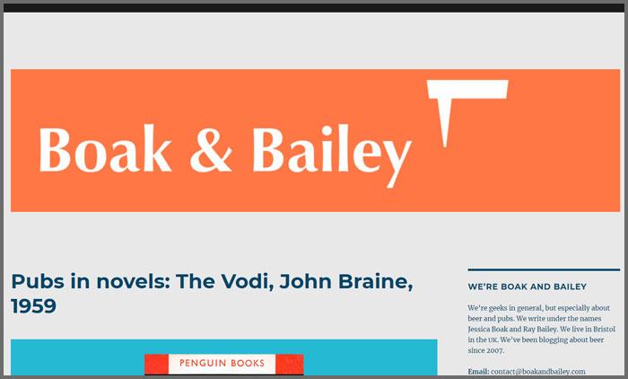 Boak & Bailey