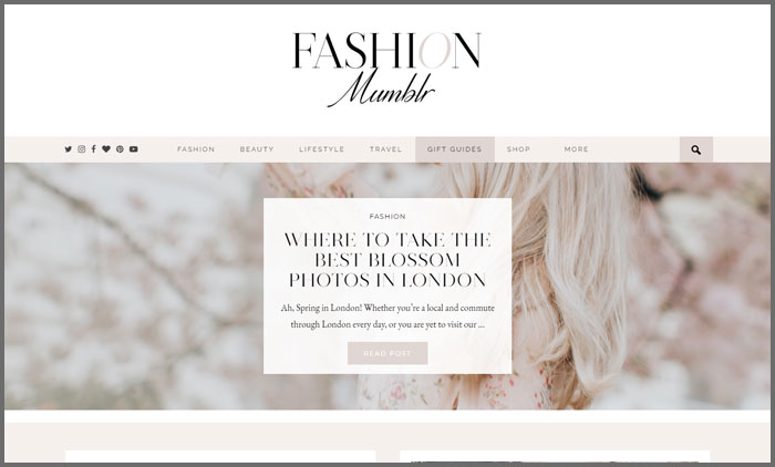 Fashion Mumblr