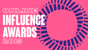 Online Influence Awards 2019