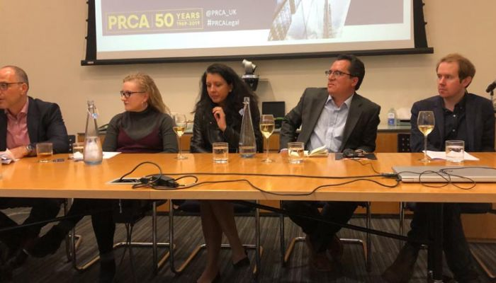 PRCA Legal Group's Meet the Legal Editors