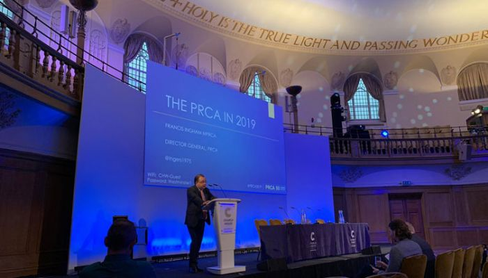 PRCA Conference 2019
