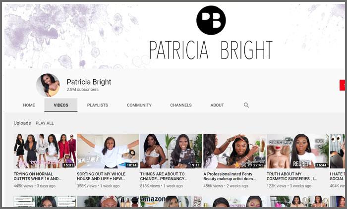 Patricia Bright