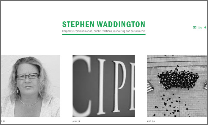 Stephen Waddington