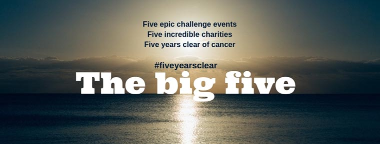 The big five for blog