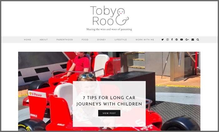 Toby & Roo