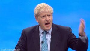 Boris Johnson CPC19