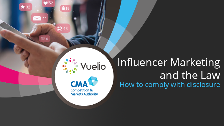 influencer marketing and the law