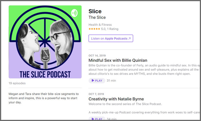 The Slice Podcast