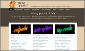 Debt Camel