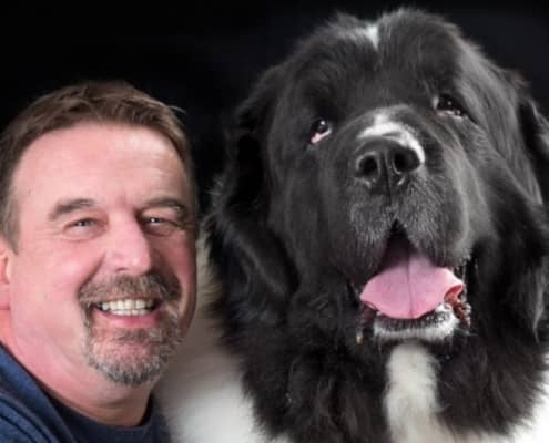 mark sanders and monty dogge