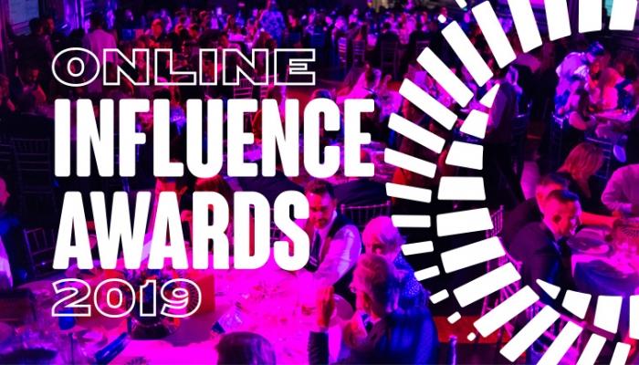 Online Influence Awards 2019