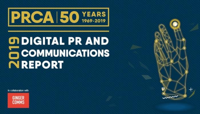 PRCA 2019 Digital PR and Communications Report