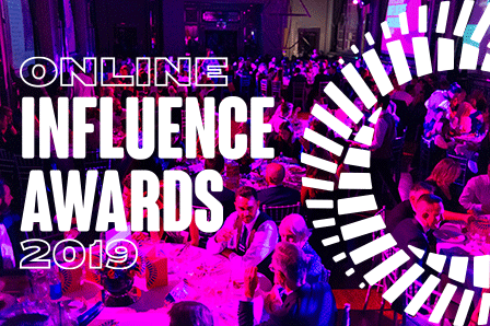 The Online Influence Awards2019