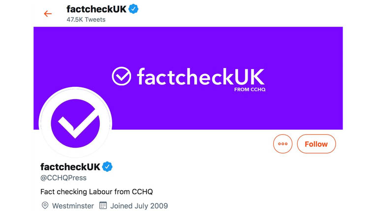 factcheckuk TORY