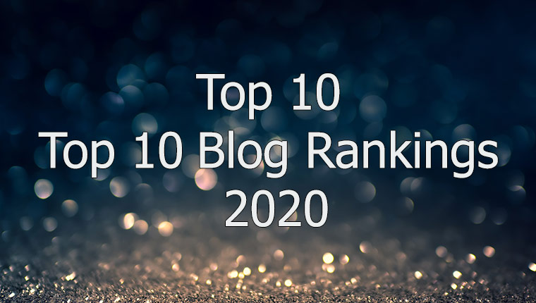Top 10 Top 10 Blog Rankings 2020