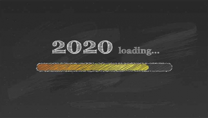 2020 New Year Resolution