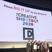 Creative Shootout winners 2020