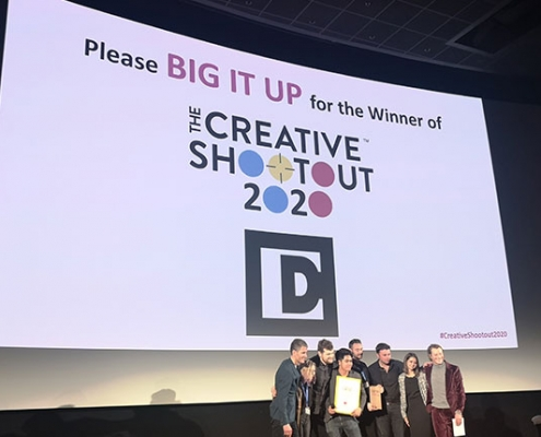 Creative Shootout winners 2020