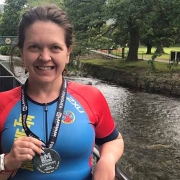 Lucy Edwards Paddle Pedal Pace
