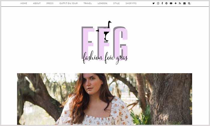 Fashion Blogs Uk Top 20 Vuelio