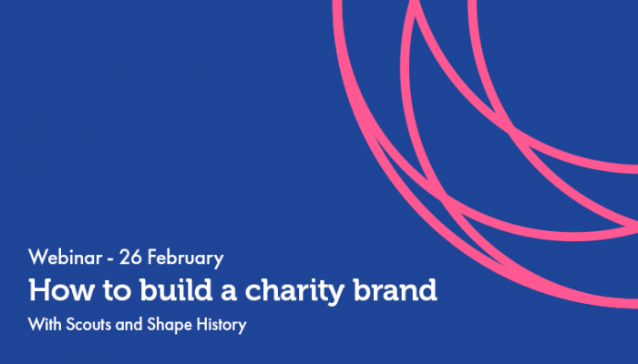 How to build a charity brand FEATURE