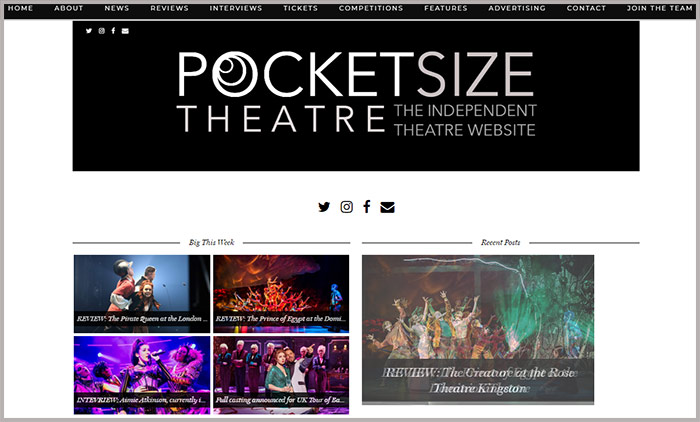 Pocketsize Theatre